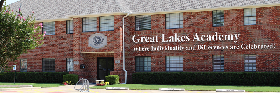 Great Lakes Academy - Where Individuality and Differences are Celebrated!
